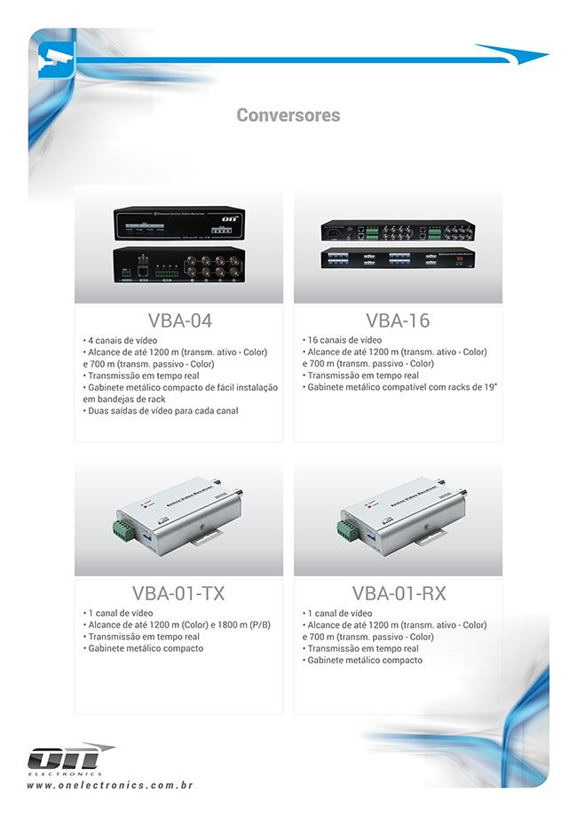 ON Electronics; Sistemas de Segurança; CFTV
