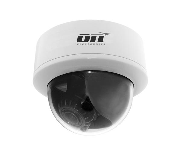 CDV-20MP/IP - Dome - ON Electronics; ON Electronics; Sistemas de Segurança; CFTV