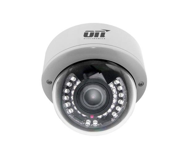 CDV-20MP/LIR20-IP - Dome - ON Electronics; ON Electronics; Sistemas de Segurança; CFTV