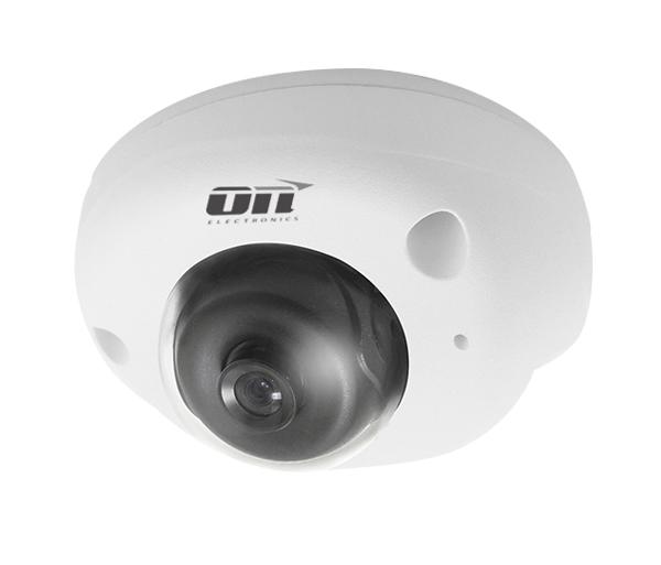 MDF-13MP/IP - Dome - ON Electronics; ON Electronics; Sistemas de Segurança; CFTV