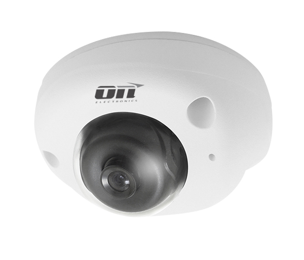 MDF-13MP/IP-AV - Dome - ON Electronics; ON Electronics; Sistemas de Segurança; CFTV