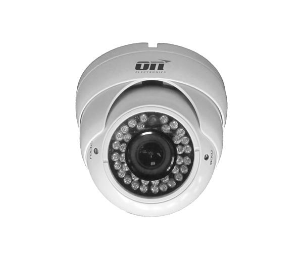 MDV-10AHD/IR30 - Dome - ON Electronics; ON Electronics; Sistemas de Segurança; CFTV
