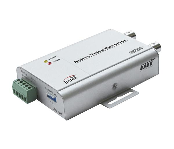 VBA-01-RX - V�deo balun ativo - ON Electronics; ON Electronics; Sistemas de Segurança; CFTV
