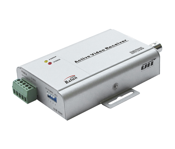 VBA-01-TX - V�deo balun ativo - ON Electronics; ON Electronics; Sistemas de Segurança; CFTV